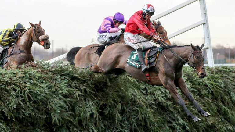 Becher Chase Aintree Grand National