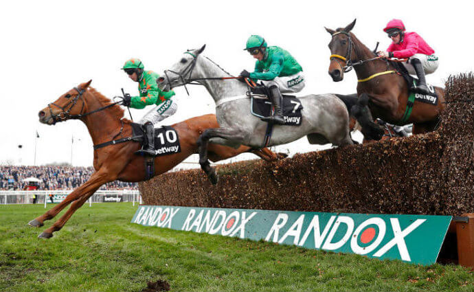 Grand National Betway Mildmay Novices' Chase