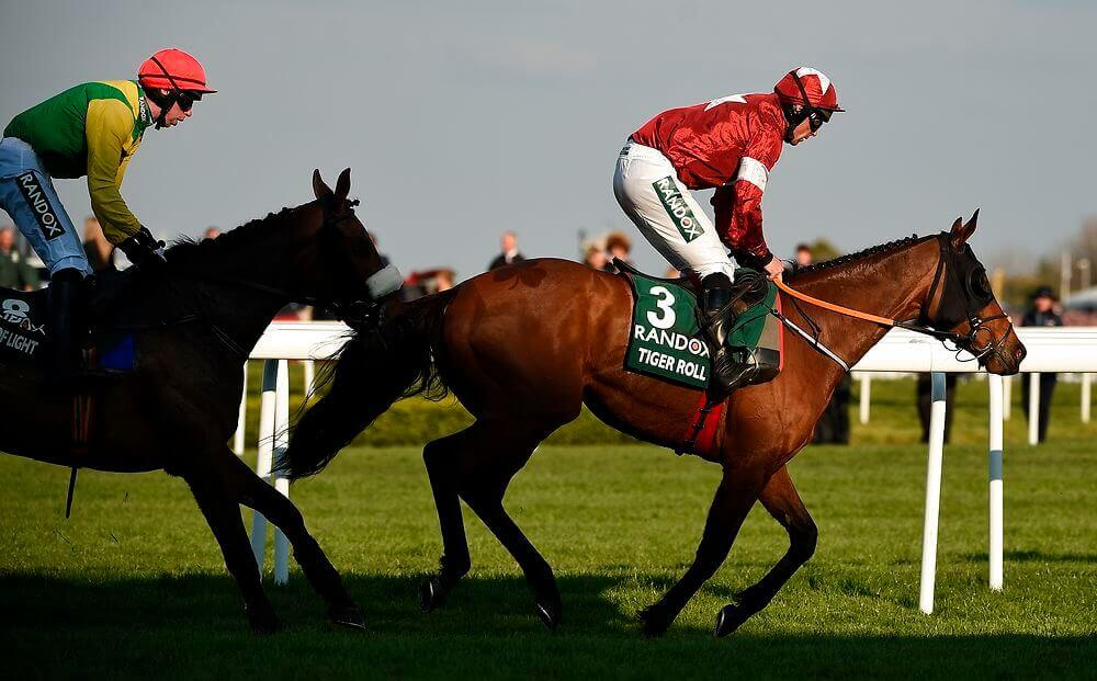 Magic of Light Tiger Roll Grand National 2019